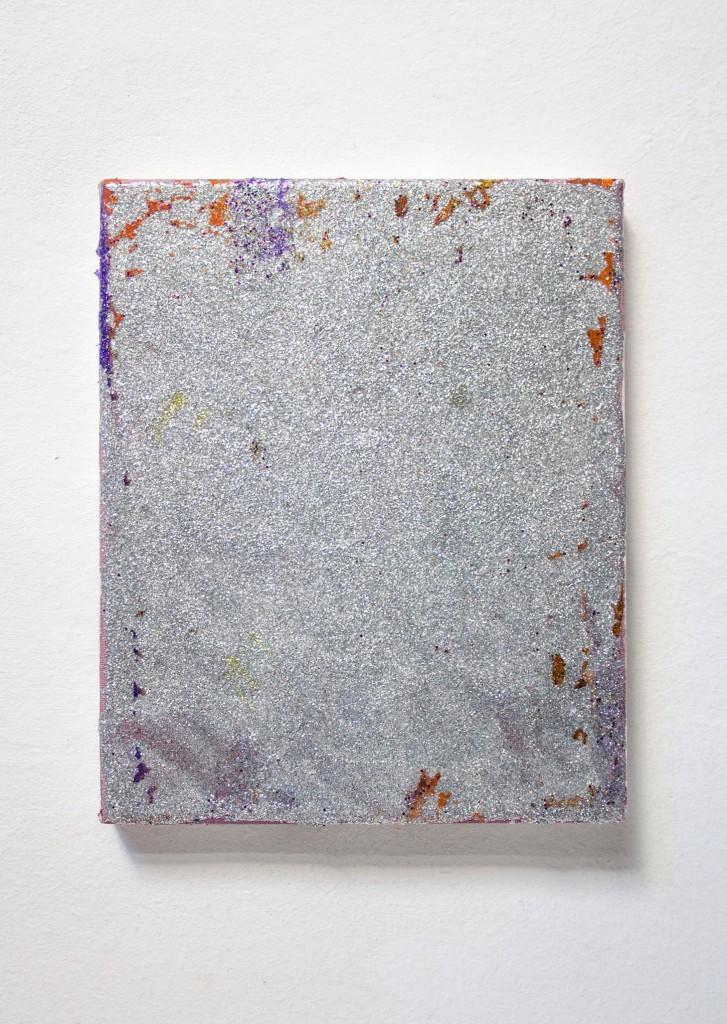 delightfulhug, mixed media on canvas, 35x27cm., 2107.